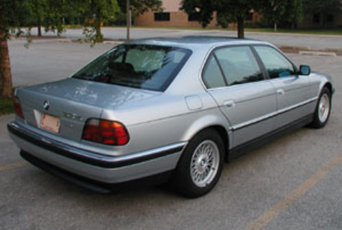 1997 Bmw 740il Sporty German Luxury 282hp Top Of The